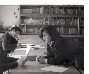 Biblioteca - 1991