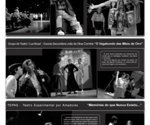 Festival de Teatro nos Jornais