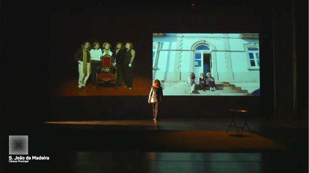 """Lançamento do Livro """"Festival de Teatro de S. João da Madeira"""""""