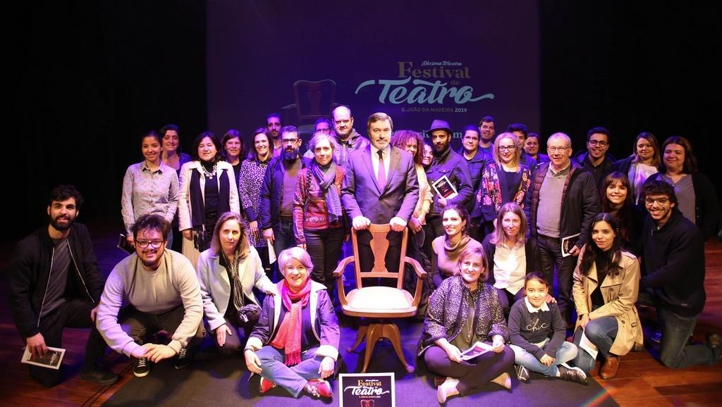 2007-2019 O Festival de teatro nos jornais locais.