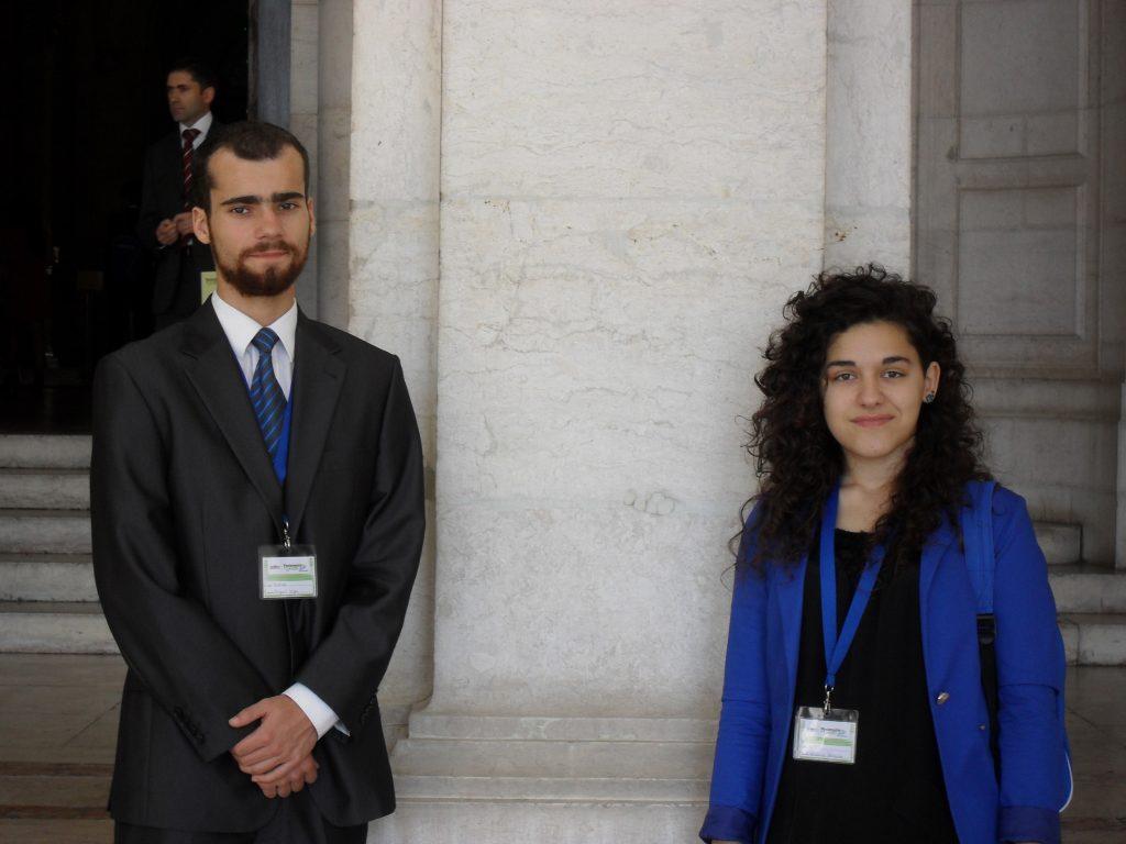 «Parlamento dos Jovens» 2011-2012(Ensinos Básico e Secundário)