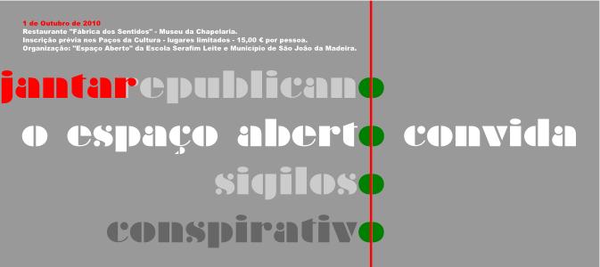JANTAR REPUBLICANO – CONVITE-1